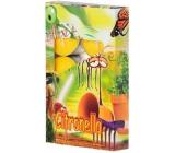 TEA candle fragrant Citronella 6pcs 1397