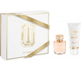 Boucheron Quatre Femme perfumed water for women 50 ml + body lotion 100 ml, gift set