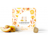 Waterdrop YOUTH - pump up the freshness of peach, ginger, ginseng microdrink refreshing 12 capsules