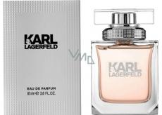Karl Lagerfeld Eau de Parfum perfumed water for women 85 ml