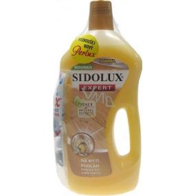 Sidolux Expert mycí prostředek na plovoucí, dřevěné a parketové podlahy 750 ml