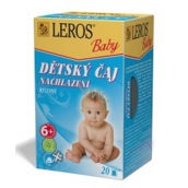 Leros Baby Cold herbal tea for children 20 x 2 g