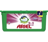 Ariel 3in1 Touch of Lenor Fresh Gel Washing Capsules 28 pieces 837.2 g