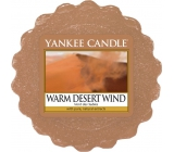 Yankee Candle Warm Desert Wind - Warm desert wind fragrant wax for aroma lamp 22 g