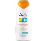 Astrid Sun OF10 moisturizing suntan lotion 200 ml