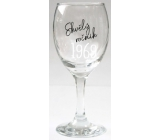 Albi Můj Bar Wine glass 1969 270 ml