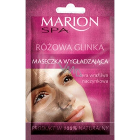 Ziaja mask Smoothing with Pink Jil 8g 0869