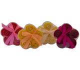 NeoCos Soap rose confetti red 5 pieces x 3 g, gift box