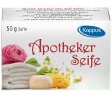Kappus Apotheker antibacterial medical very fine toilet soap 50 g