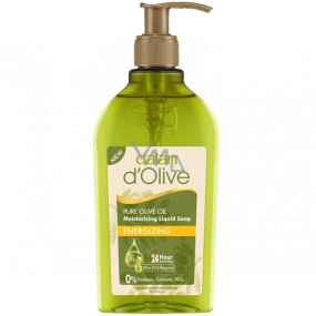 Dalan d Olive Energizing liquid soap with olive oil dispenser 300 ml