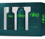 Nike A Spicy Attitude Man eau de toilette 75 ml + deodorant spray 200 ml, gift set
