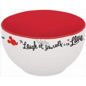 Epee Merch Disney Mickey Mouse Ceramic bowl 600 ml