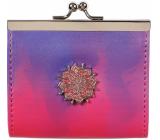 Albi Original Wallet with Mandala clip 10 x 9 cm