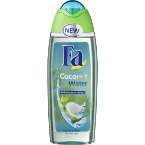 Fa Coconut Water sprchový gel 250 ml