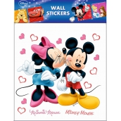 Room Decor Wall stickers Disney Minnie and Mickey Mouse 30 x 30 cm