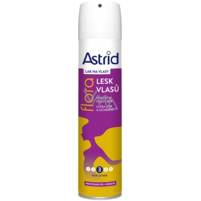 Astrid Flora Hair Gloss Hairspray 250 ml