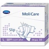 MoliCare Slip Super Plus L 120-150 cm diaper pants for heavy incontinence 30 pieces
