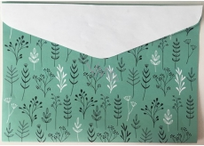 Albi Document case Branches green A5 148 x 210 mm