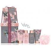 Boulevard Velvet Rose & Cashmere Mini Stack Set