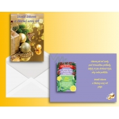 My Herbal Wish for Christmas with Herbal Fragrance Bag Mint, Citrus 2.5 g