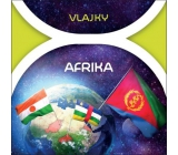 Albi Knowledge Card - Flags Africa age 12+
