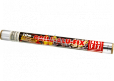 Alufix Aluminum foil extra strong for grilling, 18 µ, 10 x 0.44 m 1 piece