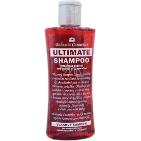 Bohemia Gifts & Cosmetics Ultimate with wine extract shampoo for normal hair 250 ml
