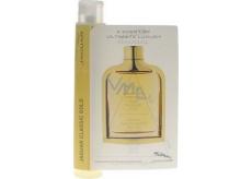 Jaguar Classic Gold toaletní voda 1,6 ml s rozprašovačem, Vialka