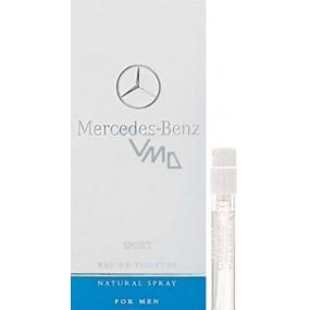 Mercedes-Benz Mercedes Benz Sport EdT 1.5 ml men's eau de toilette spray
