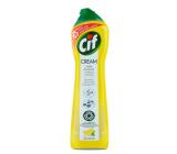 Cif Cream Lemon abrasive cleaning liquid sand 500 ml