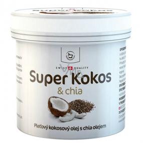 Herbamedicus Super Kokos s chia pleťový olej 150 ml