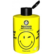 Smiley World Yellow baby bath and shower gel 300 ml