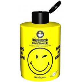 Smiley World Yellow baby bath and shower gel 300 ml