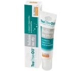 Dr. Müller Tea Tree Oil balm for dry and stressed lips 10 ml
