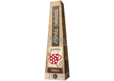 Bohemia Gifts & Cosmetics Hot Extra Fine Choice Chocolate Grandma with high cocoa butter content 30 g