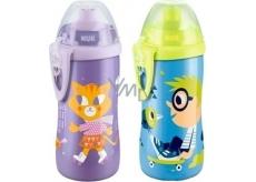 Nuk First Choice Junior Cup push-pull pítko 36+ měsíců láhev plastová 300 ml