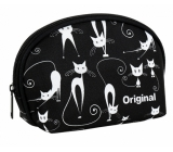 Oval bag - Cats