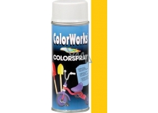 Color Works Colorspray 918501 gold-yellow alkyd varnish 400 ml