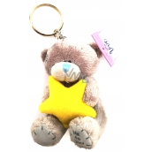 MTY Keychain Plush 19M Star