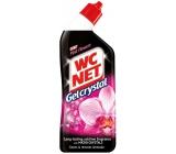 Toilet Net Gelcrystal Pink Flower Toilet gel cleaner 750 ml