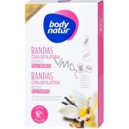 Body Natur epilation wax. 12pcs - oatmeal 7296
