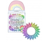Invisibobble Kids Magic Rainbow Hair band for little princesses rainbow spiral 3 pieces