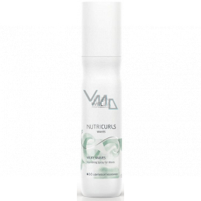 Wella Professionals Nutricurls Milky Waves Nourishing spray for perfect nutrition of curls 150 ml