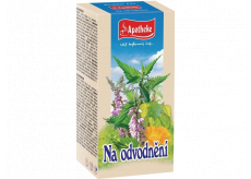 Apotheke For dehydration, herbal tea promotes the excretion of water from the body and normal kidney function 20 x 1.5 g