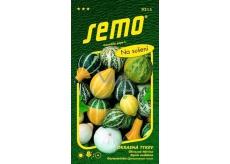 Semo Pumpkin ornamental - small-fruited mixture 3g