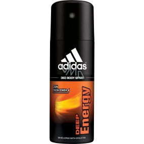 Adidas Deep Energy 150 ml men's deodorant spray