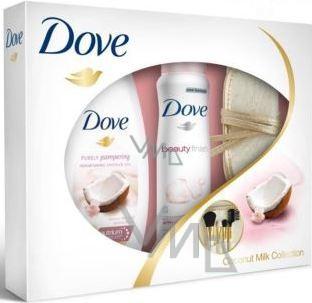 Dove Coconut Milk And Jasmine Flowers