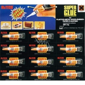 Alteco Super Glue universal second glue 12 x 3 g