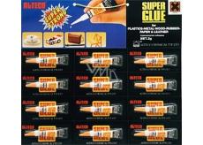 Alteco Super Glue universal instant adhesive 12 x 3 g
