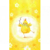 Nekupto Easter bag chicken 180 x 360 mm 005 01 NVE
